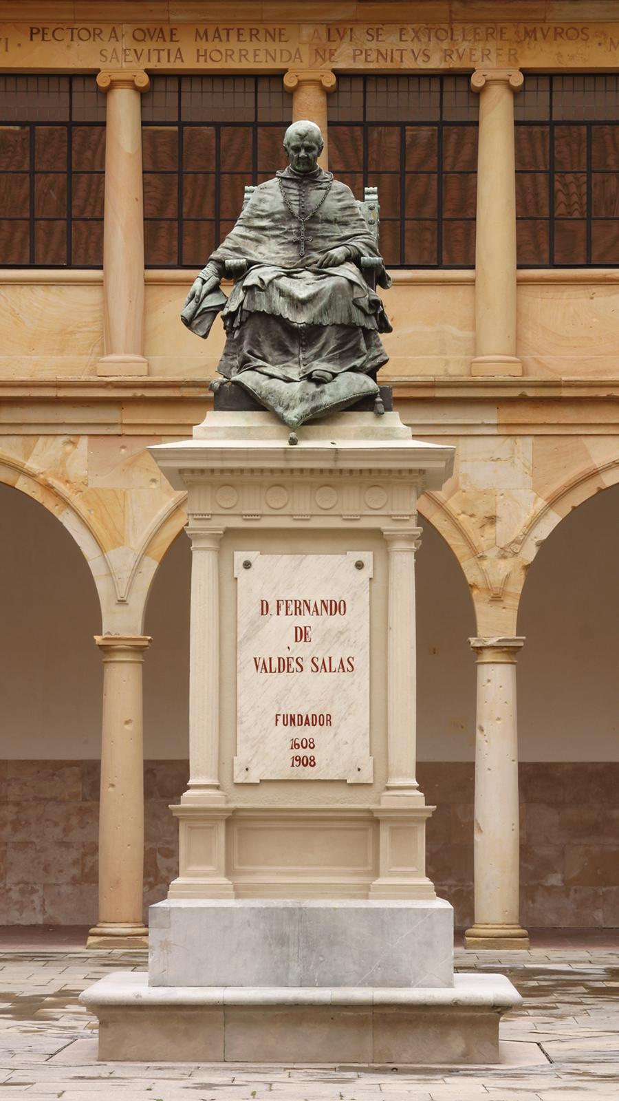 Foto de la Universidad de Oviedo